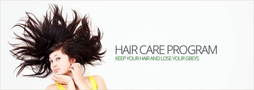 ayurmana hair-care program