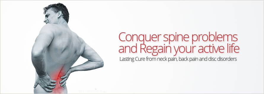 ayurmana neck, back and disc pain treatment program