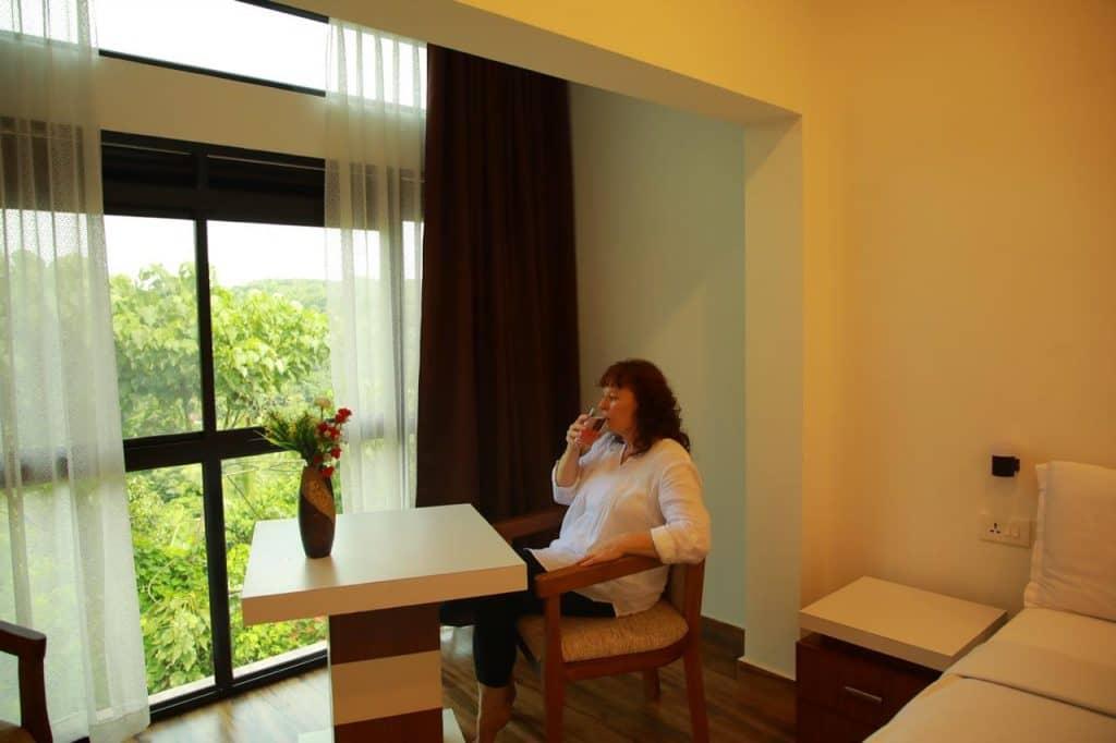 Standard NonAC Zimmer in Ayurmana